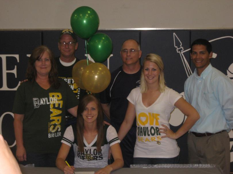 Lauren Rover Signs with Baylor