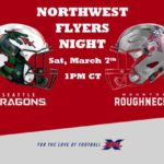 Northwest Flyers Night with the Roughnecks!
