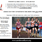 2020 Cross Country Registration Now Open!