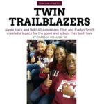 Ellen Smith Robinson recieves NWF Achievement Award & TX A&M Trailblazer Award