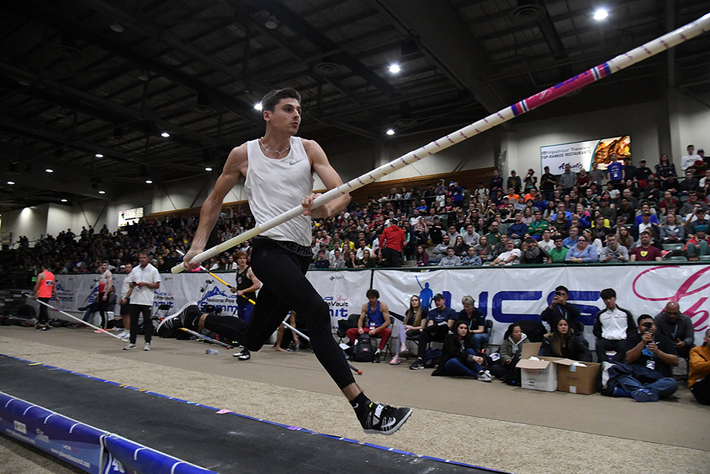 NW Flyer alum, Jacob Wooten, advances thru the 1st round of the 2021 US Olympic trials in Eugene, OR